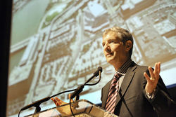 Chairman Marc Sarnoff aided Siffin in pushing the project through the Miami City Commission in just one week.