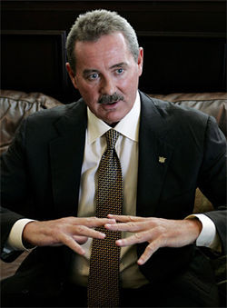 R. Allen Stanford faces federal civil charges that his bank was a &amp;#147;massive Ponzi scheme.&amp;#148;