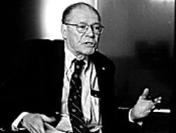 Robert McNamara: The apocalypse then was a necessary evil.