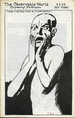 Pettibon&#039;s work reeks attitude.