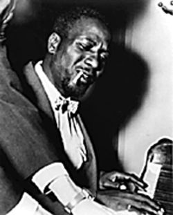 Thelonious Monk provides the soundtrack for NYC in the '50s