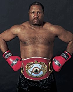 Ray Mercer: an oldie but a goodie