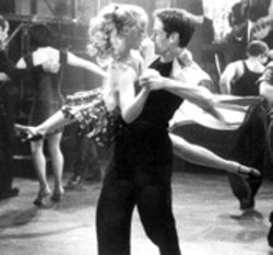 Amanda Schull and Sascha Radetsky heat up the dance floor