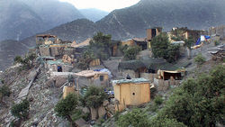 Restrepo was filmed in the Korengal Valley, a remote section of Afghanistan. The U.S. military has since pulled out of the region.