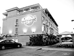 Hard Rock in Managua collapsed when the Cordish Co. pulled out in 2001.