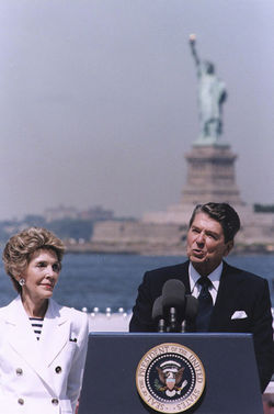 Reagan relit the torch and signed the amnesty bill in &amp;#146;86.
