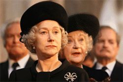 "The Queen (Helen Mirren) and company: A bunch of ""freeloading, emotionally retarded nutters."""
