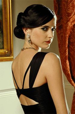Love interest Eva Green
