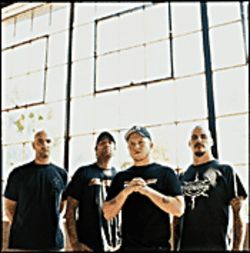 Deep down inside, the guys in Hatebreed are tender-hearted, butterfly-loving softies.