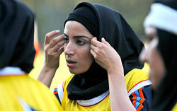Female rugby players in Iran become a microcosm of the nation&#039;s struggle for gender equality.