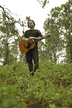 Forest for the trees: Michaud's music is universal yet deeply personal.