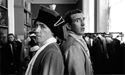 Brydon (left) and Coogan: A kind of Spinal Tap as English period film