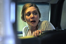Olsen: No cell phone reception?! That is scary!