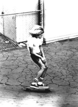 Tony Alva emerges from Dogtown and Z-Boys the Chuck Berry of skateboarding--a pioneer, the first and maybe the best to ever ride the deck.