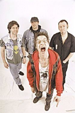 The Subhumans -- coming soon to Mars