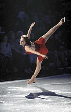 Figure skating&#039;s more fun without corrupt judges.