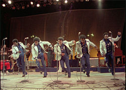 Performances by groups like the Spinners score something of a knockout themselves.