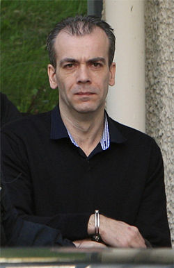 Colin Duffy of the Real IRA was arrested as ringleader of the attacks on the barracks.