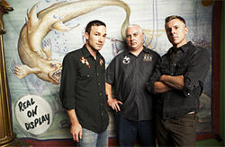 The Toadies offer a new Texas two-step.