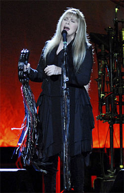 Stevie Nicks is searching for inner visions.