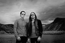 "The main dudes of Satyricon:  ""The whole point is to present something that is so unique..."""
