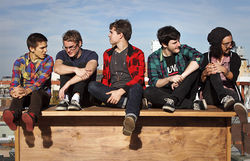 Surfer Blood rides a blog wave of success.