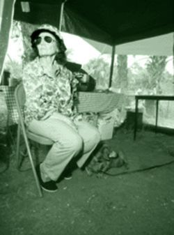Pearl Waggoner, better known as Ms. Pearl, has been hunting in Big Cypress just shy of forever