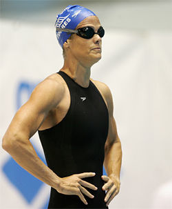 Dara Torres, 41, will compete against women young enough to be her daughters.