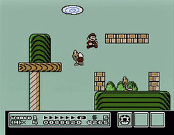 Get hands-on with Super Mario Brothers 3 at &quot;The Art of Video Games.&quot;