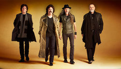 The Doobie Brothers are about to walk back into your lives.