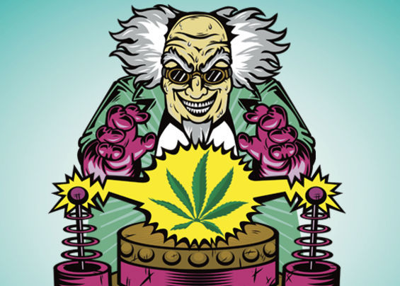 The Fake-Pot Industry Is Coming Down From a Three-Year High