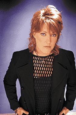 "Katrina Leskanich is ""Walking on Sunshine"""