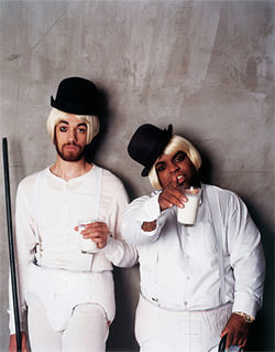 Gnarls Barkley: Who are those masked men?