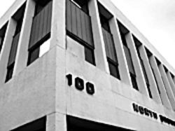 This office building at 100 E. Sample Rd. in Pompano Beach is among the properties the federal government alleges that Arne Soreide purchased with Accutel assets.