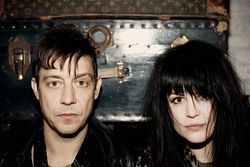 The Kills include Discount&#039;s  Mosshart.