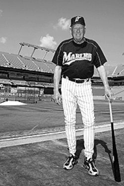 Nearly everything is old hat to Harry Dunlop, the Marlins coach who has known Jack McKeon for more than 30 years.