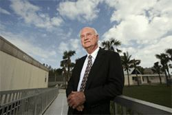 FIU Professor William Darrow helped solve the riddle of AIDS in the early 1980s, but he hasn't been able to solve the dilemma of dwindling dollars for HIV prevention.