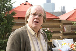 Part of Philip Seymour Hoffman, standing for the whole