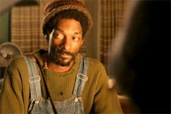 You loved him as Huggy Bear; Snoop&#039;s even better in The Tenants.