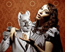 Regina Spektor: &quot;Why do I always get the pigs?&quot;