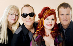The B-52&#039;s  are back in the love shack.