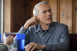 Clint as curmudgeonly old man &amp;mdash; again.
