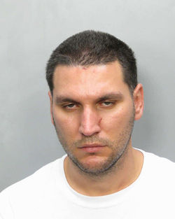 Juan Carlos Portieles went from in-demand DJ to murder suspect. Miami-Dade Corrections
