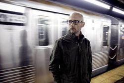 "Moby: ""The familiar can sometimes be strange and disconcerting."""