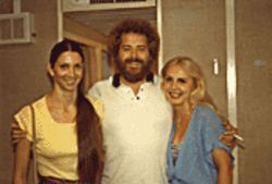 Jane, Rick, and Barbara in better times