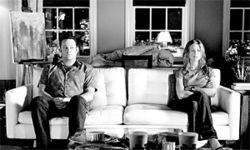 Vaughn and Aniston: Apart or together, funny gets you further than beautiful.
