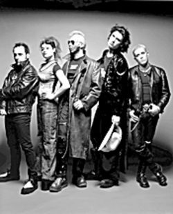 KMFDM: Kill Mom for Drug Money?