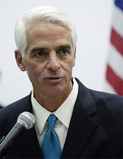 Charlie Crist needs to take table games off the table.