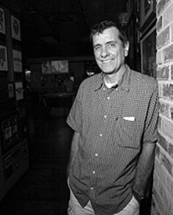 Georgie's Alibi co-owner and founder George Kessinger Jr.