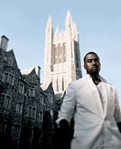Yay! It&#039;s Kanye!